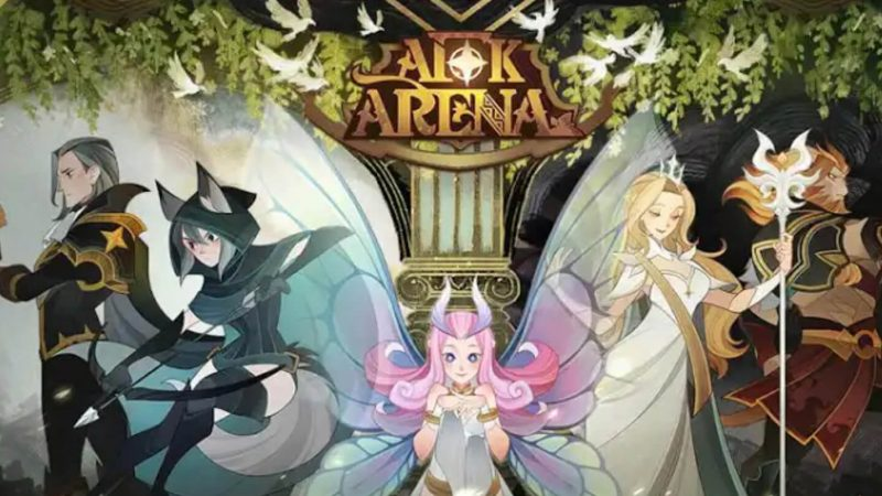Introduction About AFK Arena Game